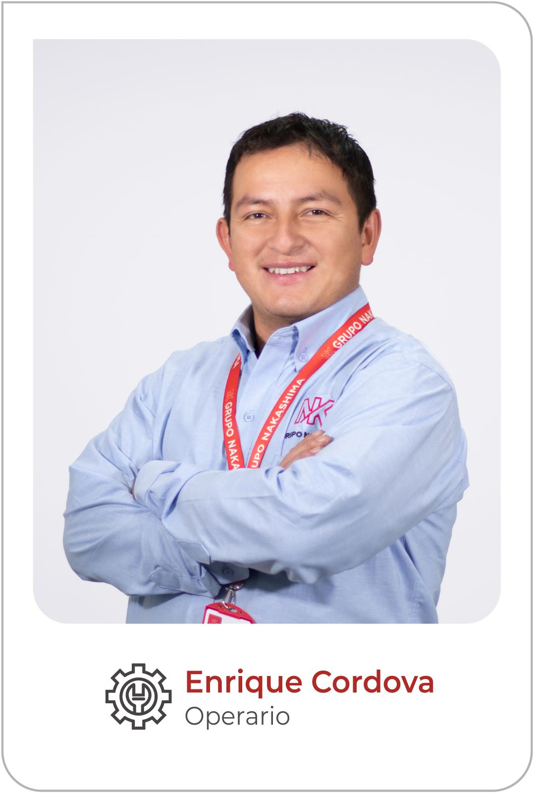 web 2021_Personal - Enrique Cordova