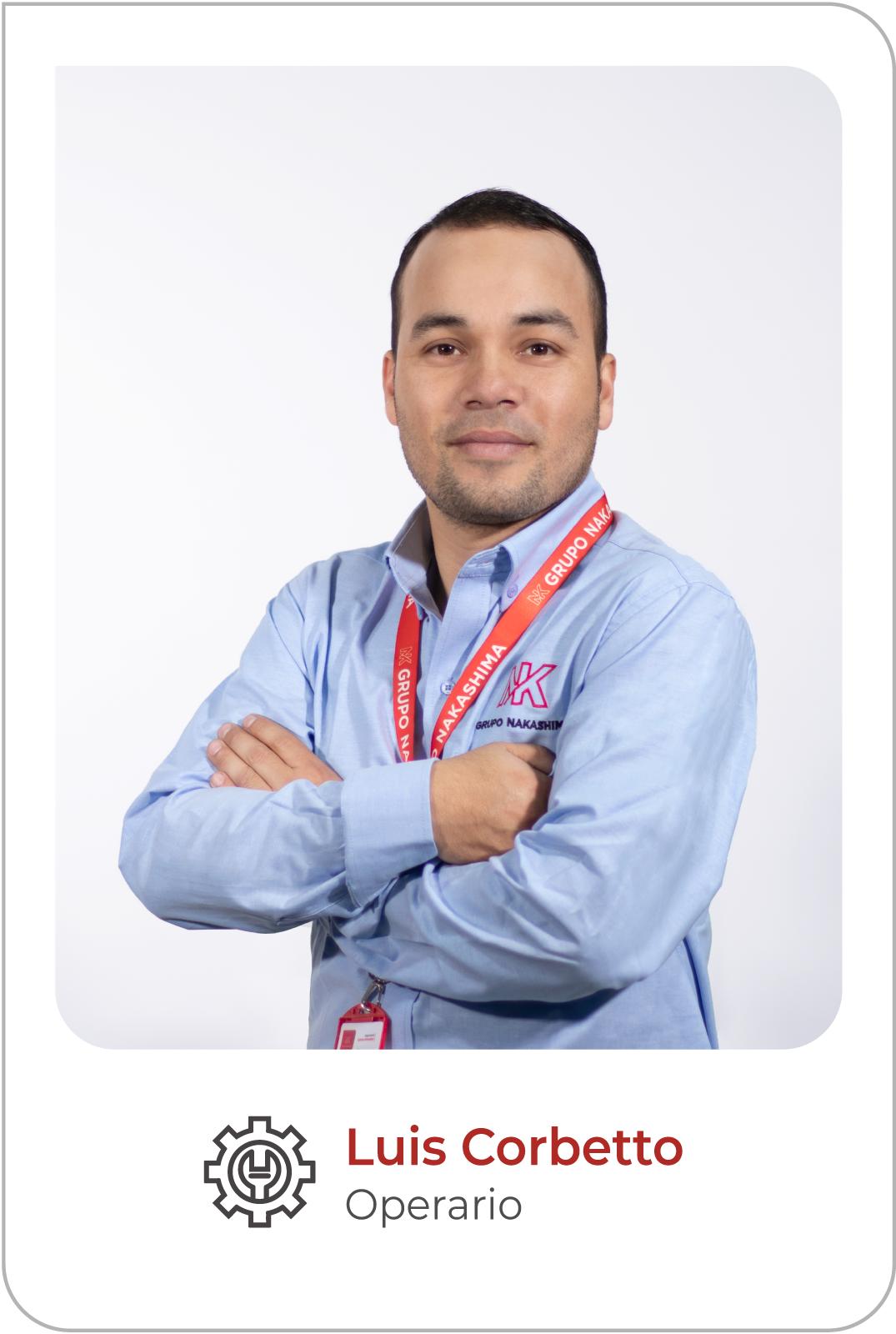 web 2021_Personal - Luis Corbetto