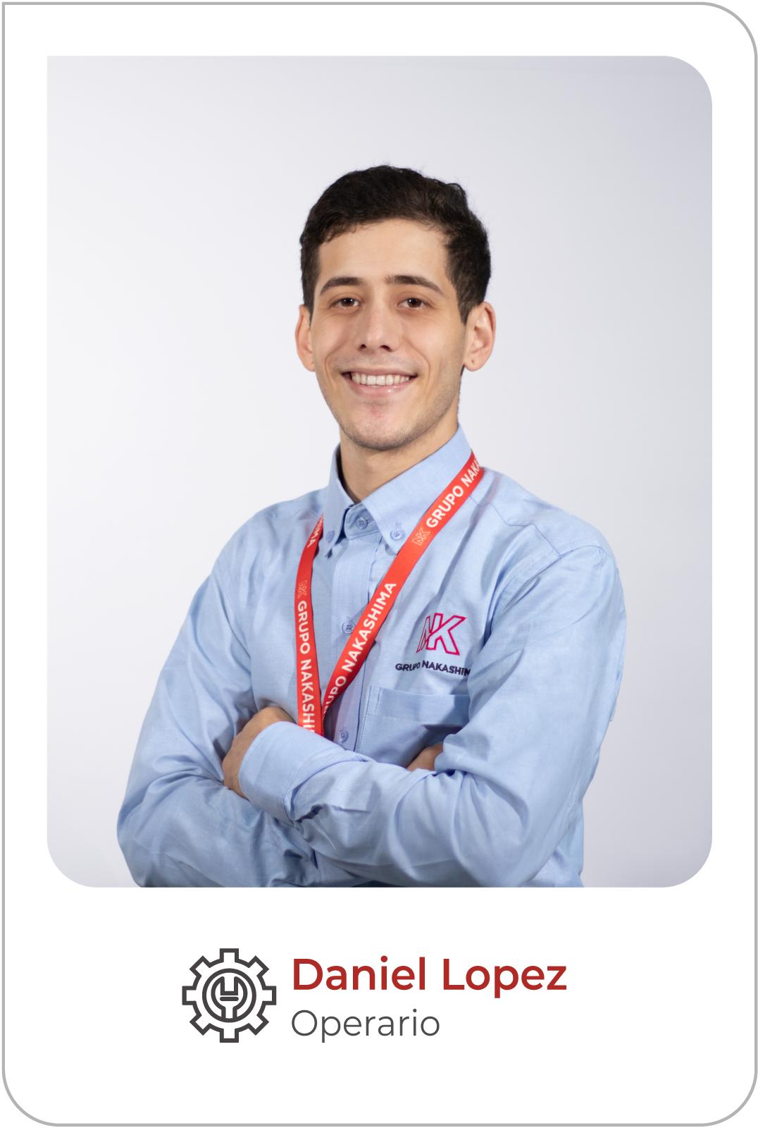 web 2021_Personal - Daniel Lopez
