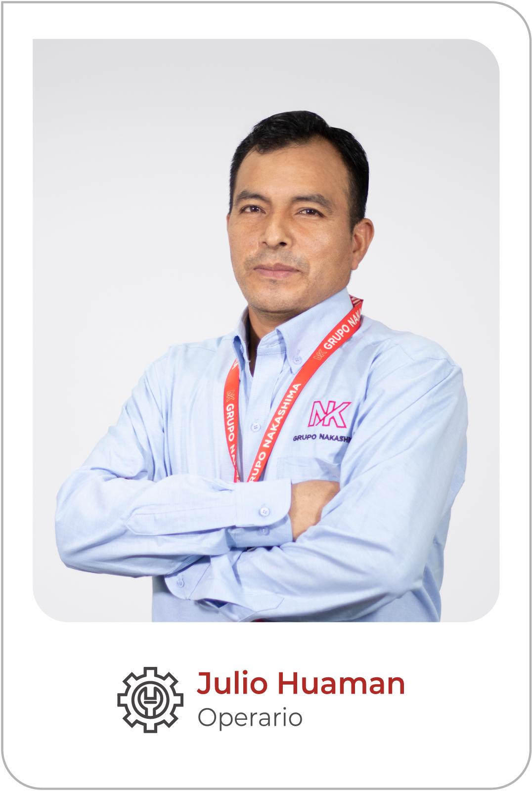 web 2021_Personal - Julio Huaman